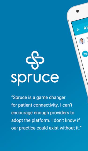 Spruce - Care Messenger screenshot 1