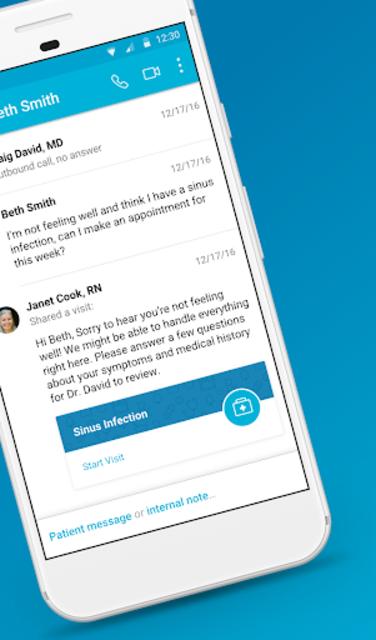Spruce - Care Messenger screenshot 2