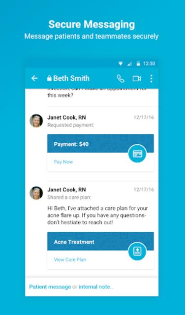 Spruce - Care Messenger screenshot 5