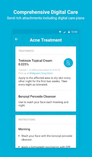 Spruce - Care Messenger screenshot 7
