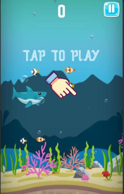 Jumping Baby Shark screenshot 2