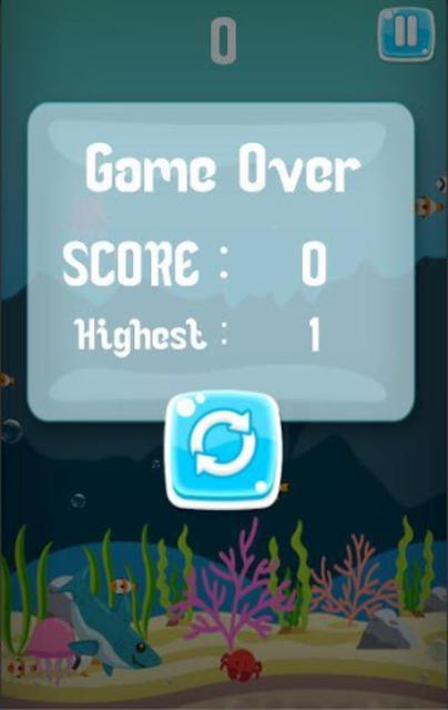 Jumping Baby Shark screenshot 3