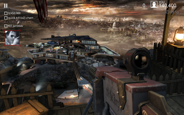 Hitman Sniper screenshot 14