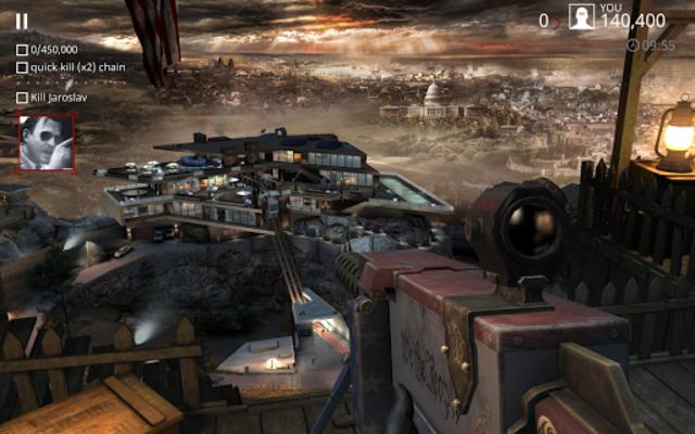Hitman Sniper screenshot 9