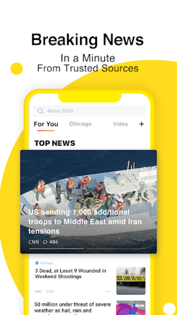 TopBuzz Lite: Breaking News, Funny Videos & More screenshot 3