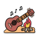 Icon for Real Guitar HD Pro