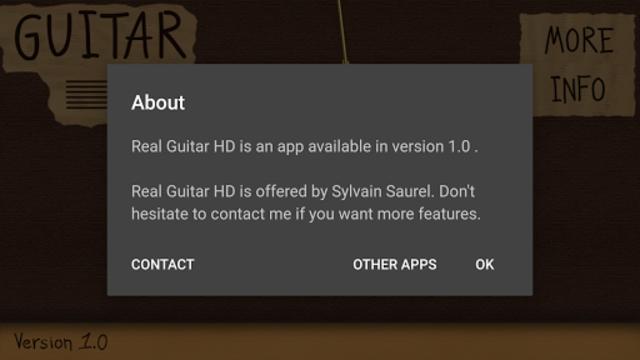 Real Guitar HD Pro screenshot 4