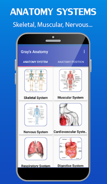 Gray's Anatomy - Anatomy Atlas 2020 screenshot 1