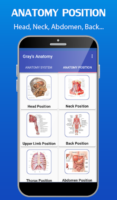 Gray's Anatomy - Anatomy Atlas 2020 screenshot 2