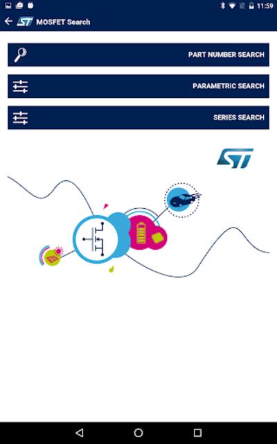 ST MOSFET Finder screenshot 6