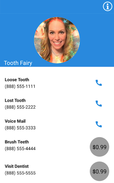 Video Calls with Tooth Fairy screenshot 4