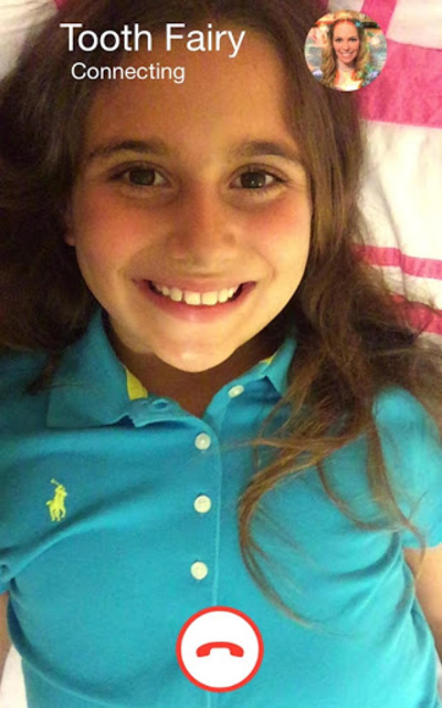 Video Calls with Tooth Fairy screenshot 2