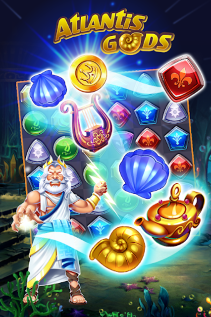 Atlantis Age screenshot 4