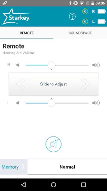 TruLink Hearing Control screenshot 1
