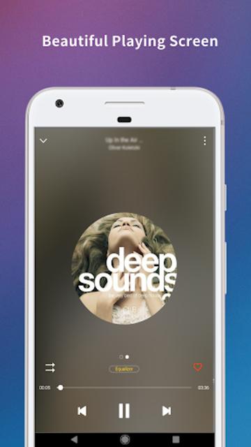 Star Music - Free Music Player screenshot 1