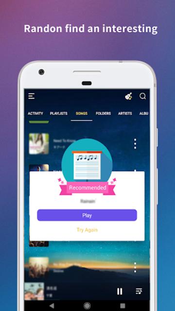 Star Music - Free Music Player screenshot 4