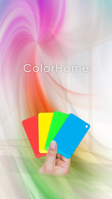 ColorHome Visualizer Snap screenshot 1