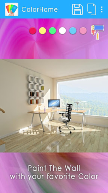 ColorHome Visualizer Snap screenshot 2
