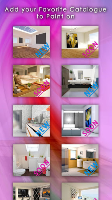ColorHome Visualizer Snap screenshot 3