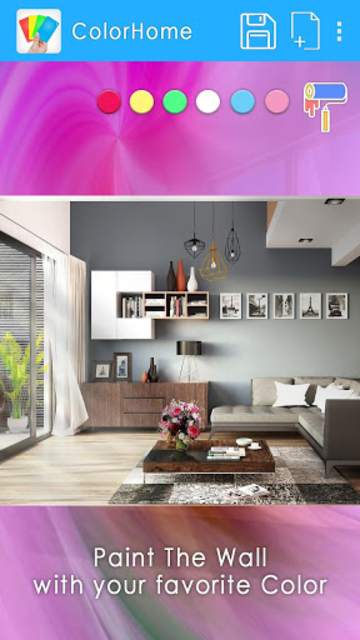 ColorHome Visualizer Snap screenshot 5