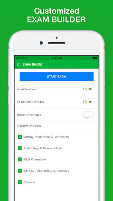 EMT B Exam Questions 2018 Version screenshot 2