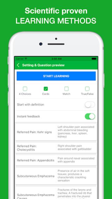 EMT B Exam Questions 2018 Version screenshot 4
