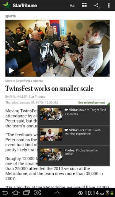 Star Tribune screenshot 16