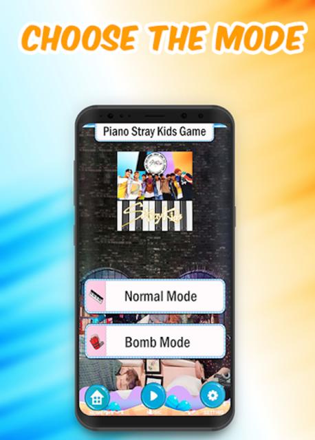 Piano Stray Kids Game screenshot 4