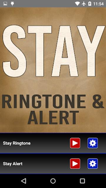 Stay Ringtone and Alert screenshot 2
