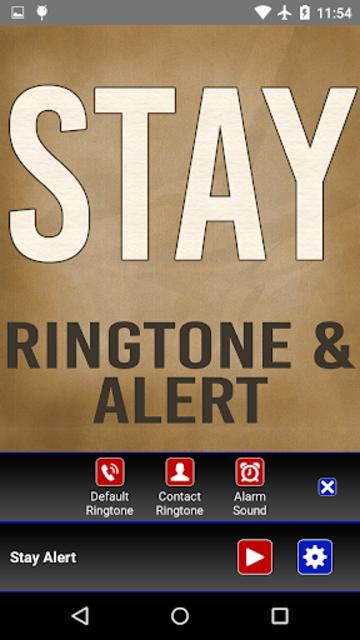 Stay Ringtone and Alert screenshot 3