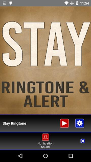Stay Ringtone and Alert screenshot 4