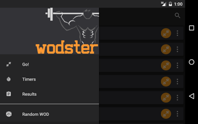 WODster - crossfit workouts! screenshot 16