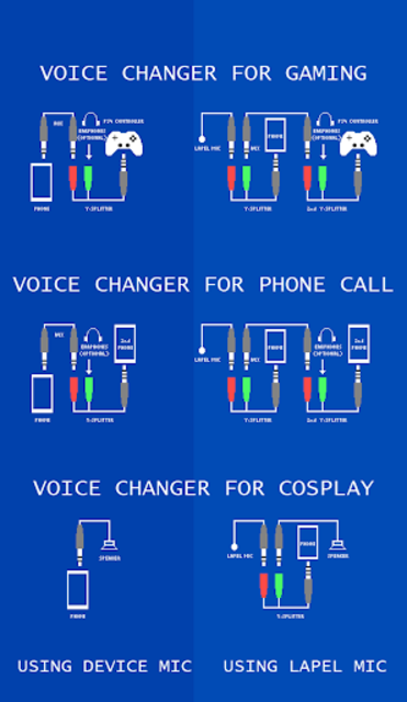Voice Changer for Gaming: PC PS4 XBox 2ndPhone screenshot 9