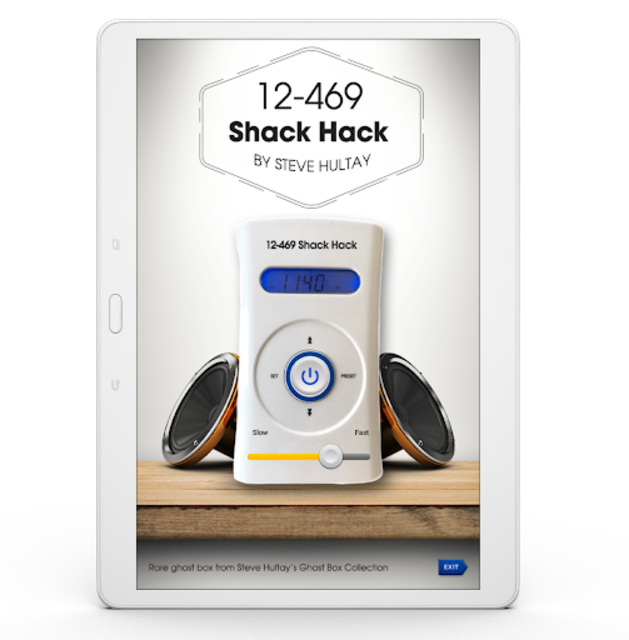 12-469 Shack Hack Ghost Box screenshot 1