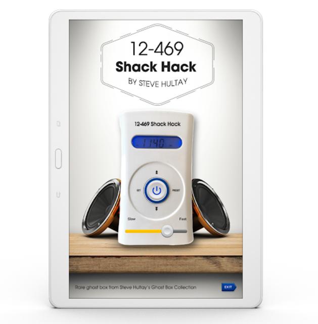 12-469 Shack Hack Ghost Box screenshot 2