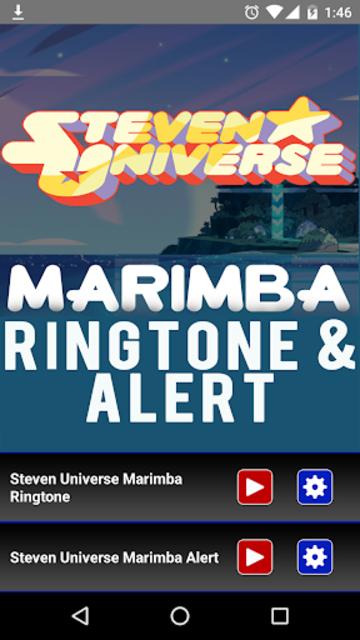 Steven Universe Marimba Tone screenshot 2