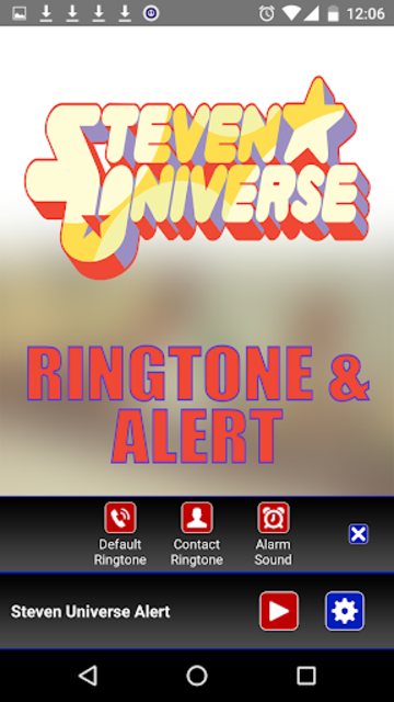 Steven Universe Ringtone screenshot 3