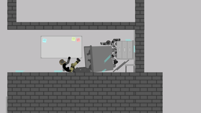 Stickman Backflip Killer 5 screenshot 2