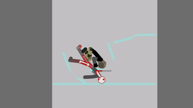 Stickman Backflip Killer 5 screenshot 3