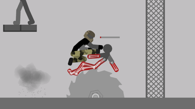 Stickman Backflip Killer 5 screenshot 4