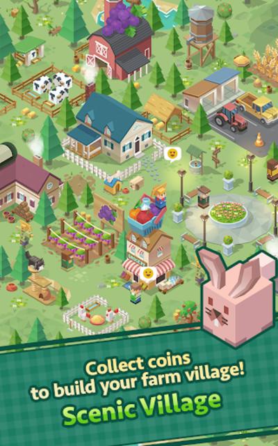 Solitaire Farm Village screenshot 12