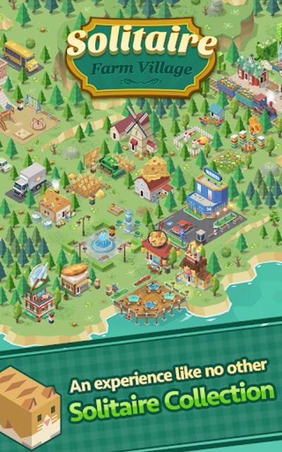 Solitaire Farm Village screenshot 15