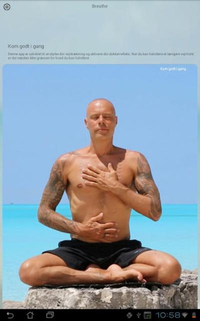 Breathe - with Stig Pryds screenshot 6