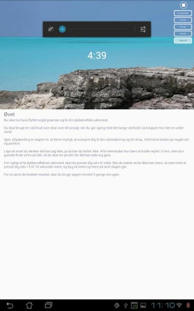 Breathe - with Stig Pryds screenshot 15