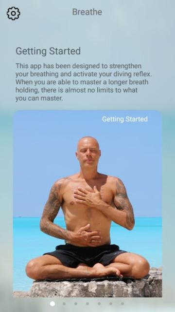 Breathe - with Stig Pryds screenshot 1