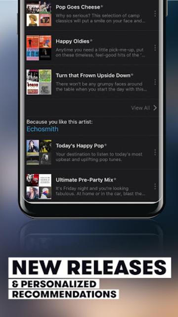 Stingray Music - Curated Radio & Playlists screenshot 6