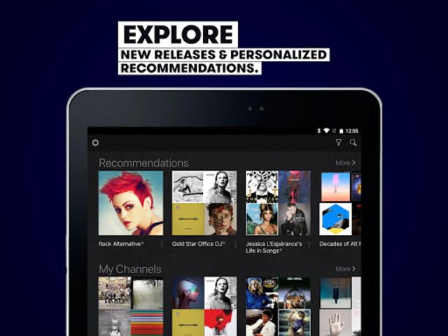 Stingray Music - Curated Radio & Playlists screenshot 11