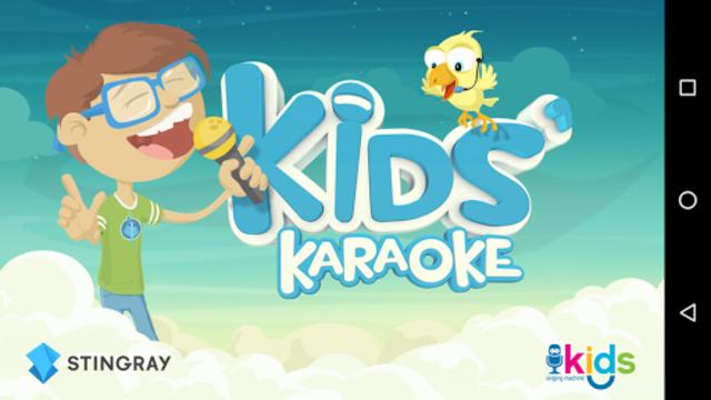 Singing Machine Kids' Karaoke screenshot 1