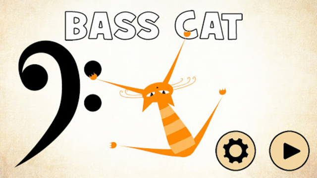 BASS CAT screenshot 1