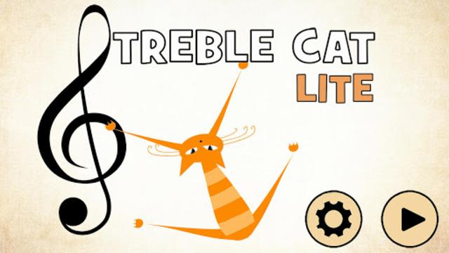 TREBLE CAT LITE screenshot 1